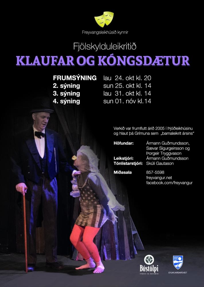 Freyvangur kongar og kongsdaetur 41-15-01